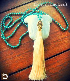 Wholesale Tassel Necklace $3. Available in any color, size, and details. International Shipping from Bali.