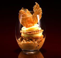 Venez découvrir la #recette Millefeuille à la cacahuète