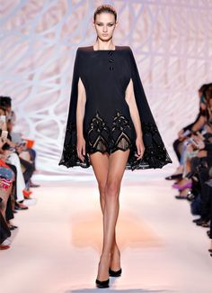 zuhair murad Haute couture fall winter 2015 collection (10)