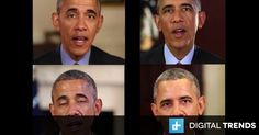 Computer scientists at the University of Washington have created an AI Barack Obama that lip-syncs to old recorded audio clips.