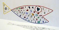 Nous réalisons un mobile à la manière de Calder. | Ecole Marcel Thiry Mehagne