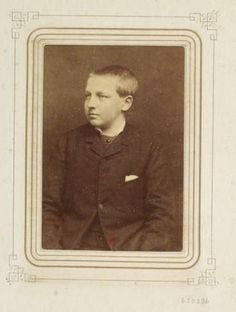 Photo de Philippe VIII enfant