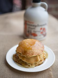 FashionEdible: Homemade Pancakes - Gluten Free!