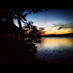 Lake Delavan,Wisconsin  South shore  This is where #home is
