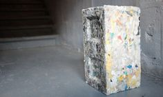 A new startup called ByFusion created an eco-friendly way to repurpose collected ocean plastic permanently, in the form of construction blocks called RePlast.