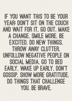 Goals. Happy New Year!