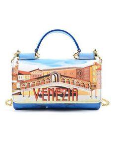 DOLCE & GABBANA Dolce Gabbana Phone Bag. #dolcegabbana #bags #leather