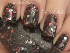 The PolishAholic: China Glaze Cirque du Soleil: Worlds Away Collection Swatches