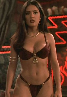 Salma Hayek Is A Great Actress And Sexy Woman Who Showed Her Charms In Several Films See Hot Pics Of Salma Hayek And Sexy Scenes From Her Movies