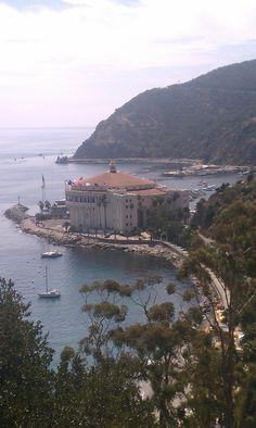 Catalina Island. Dream vacation