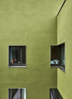 Gallery of Home for Dependent Elderly People and Nursing Home / Dominique…