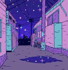 90s pixel art