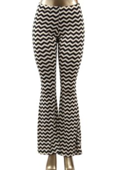 70'S HIPPIE Chevron Long HUGE FLARE  Bell Bottom STRETCH 70'S HIPPIE PANTS  #Handmade #CasualPants