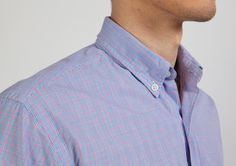 It's all in the details with button-downs