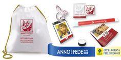 #Pilgrim kit for those visiting #Rome.   #Kit per i pellegrini che si recano a #Roma