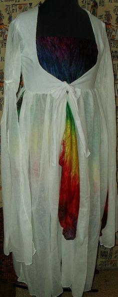 Items similar to TIED cotton chiffon Ghawazee COAT tribal belly dance SCA renaissance gypsy costume U or V neck 7 sizes on Etsy Renaissance Gypsy, Gypsy Costume, Chiffon, Tribal Belly Dance, Belly Dance Costumes, Etsy, V Neck, Vintage, Knitting