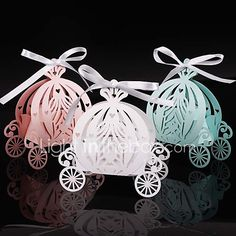 2017 50pcs Laser cut pumpkin carriage Wedding Candy favor boxpearl color paper candy boxbaby shower birthday gift - GBP £12.59 ! HOT Product! A hot product at an incredible low price is now on sale! Come check it out along with other items like this. Get great discounts, earn Rewards and much more each time you shop with us!