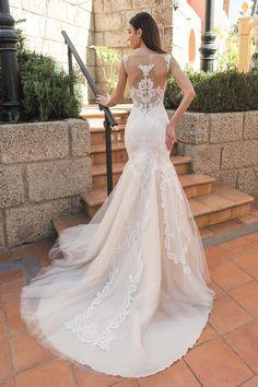GUSTAVA wedding dress by OKSANA MUKHA Pre-collection 2019