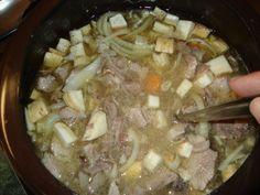 Domácí sulc – Svět dobrého jídla Beef, Food, Meat, Essen, Meals, Yemek, Eten, Steak
