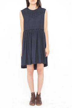 Sleeveless Sunday Dress