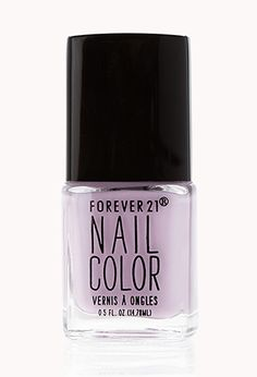 Fresh Orchid Nail Polish | FOREVER21 - 1000090675