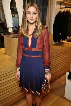 The Olivia Palermo Lookbook : Olivia Palermo At Tommy Hilfiger Store Opening