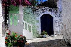 Afionas village