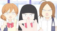 Ayane, Chizu and Sawako | Kimi ni Todoke