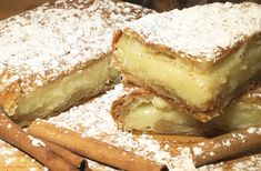 Greek Desserts, Greek Recipes, The Kitchen Food Network, Sweets Cake, Appetisers, Cake Cookies, Food Network Recipes, Cheesecake, Deserts