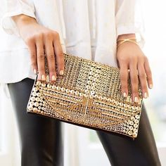 Go Ahead Show It Off Bevello Ft Our Gold Clutch Link In Bio Bcbgeneration