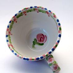 "TASSEN & HÄFERL ""Rosa-BluVerde"" Plates, Tableware, Tea Cups, Licence Plates, Dishes, Dinnerware, Griddles, Tablewares, Dish"