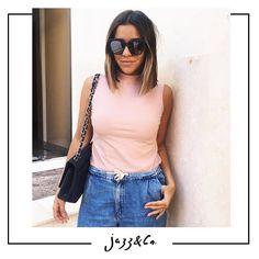 Style! @feguimaraess e sua escolha Jazz & Co.  #soujazz #sunglasses #eyewear #jazzeco #shades #style #goiania