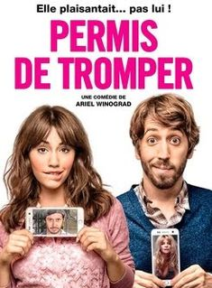 Permis de tromper streaming VF film complet (HD)  #Permisdetromper #Permisdetromperstreaming #PermisdetromperstreamingVF #Permisdetrompervostfr Film Streaming Vf, Version Francaise, Blu Ray, Actors, Movie Posters, Ariel, Couple, Books, Just For Laughs