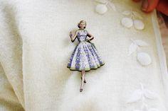 lady pin