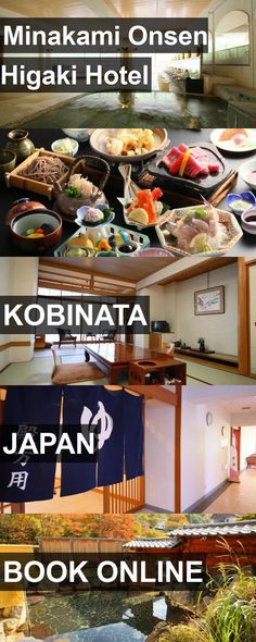 Hotel Minakami Onsen Higaki Hotel in Kobinata, Japan. For more information, photos, reviews and best prices please follow the link. #Japan #Kobinata #MinakamiOnsenHigakiHotel #hotel #travel #vacation