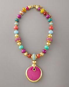 jose and maria barrera jewelry   Jose+and+Maria+Barrera+Jewelry   Jose & Maria Barrera Multi-Stone ...