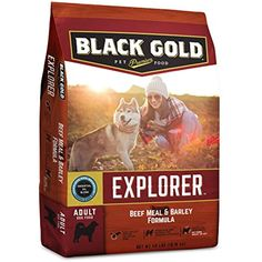 Black Gold Explorer Beef Meal #drydogfood Canned Dog Food, Dry Dog Food, Beef Recipes, Dog Food Recipes, Black Gold, Healthy Lifestyle, Working Class, Meals, Explore