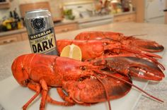 How to Steam Lobster with Beer Video #Birthday_Recipes_Food #Christmas #Cooking_How_To_Videos