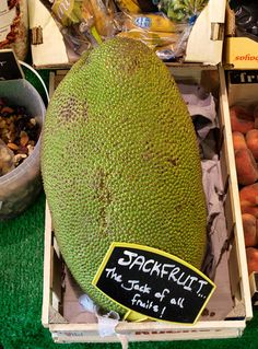 5 Things I Learned About Jackfruit While Watching a Test Kitchen Chef Cook with It | MyRecipes  Don't buy jackfruit without reading this.