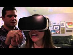 FIRST TIME EXPERIENCING VIRTUAL REALITY - SAMSUNG GEAR VR - YouTube