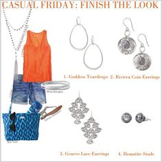 Style your look with Stella and Dot!  Have a trunk show and get these looks for free!! Www.stelladot.com/amygreenstein