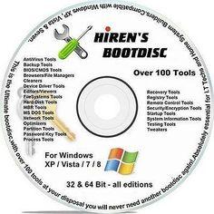 PC REPAIR PASSWORD  RECOVERY  CLONE  VIRUS  MALWARE REMOVAL BOOT CD WINDOWS