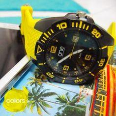 Já andamos com a cabeça nas férias! #onewatches #time #watches #summer #instagood