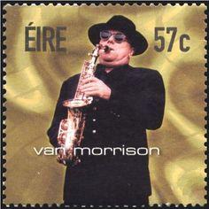 Sello: Van Morrison (Irlanda) (Rock Stars) Mi:IE 1466,Sn:IE 1437,Sg:IE 1557