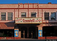 Crandell Theater ... 1926  Chatham, NY.  A new film every week, low ticket and concession prices, film club special screening every month, and best of all, the wonderful FilmColumbia film festival every October!