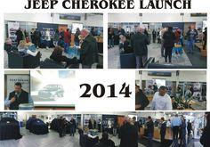 Jeep Cherokee Launch 2014. #jeep #teamstanmar