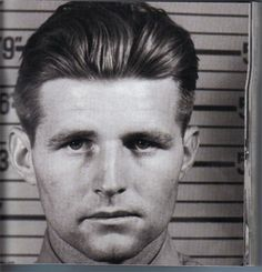 Navy photo of JFK's older brother, Joseph P. Kennedy Jr., known in the family as Joe, who died on active duty during the war. According to their father's ambitions. it was Joe who was originally destined for high office. www.lberger.ca