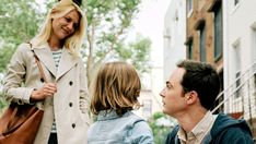 """""""A Kid Like Jake"""" a family drama that centers on a couple (Claire Danes and Jim Parsons) who struggle to get on the same page when their 4-year-old, Jake, embraces a female identity. Sundance 2018"""