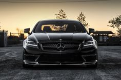 MERCEDES-BENZ CLS 63 AMG BY VORSTEINER