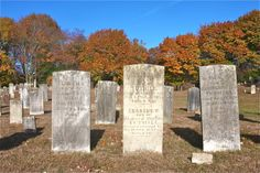 Old Burying Ground in Cutchogue  (Times Review image)